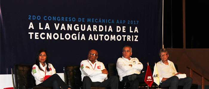"""AAP Presentó """"2do Congreso de Mecánica Automotriz 2017"""""""