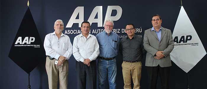 Especialista alemán colabora en proyecto del IESTP AAP
