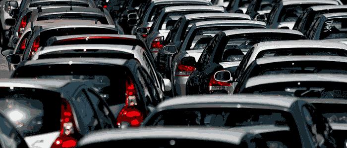 Inestabilidad económica y política afectó venta de vehículos nuevos