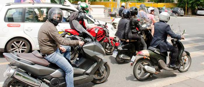 Piden levantar restricciones a motociclistas
