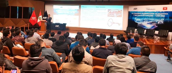 IV Congreso Internacional de Ingeniería y Mecánica Automotriz ya tiene fecha