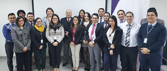 Asociación Automotriz del Perú clausuró ciclo de capacitaciones en Escuela Nacional del Indecopi