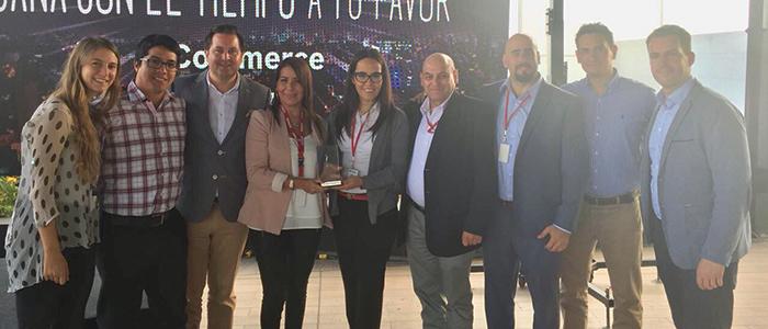 Autorex peruana fue reconocida por Sonax GMBH Alemania