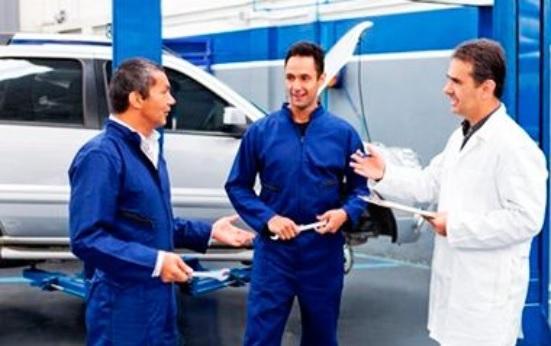 Asesores de servicio vehicular recibirán capacitación en el CECAAP