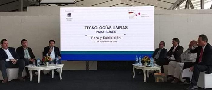 AAP expondrá sobre tecnologías limpias en evento de la GIZ