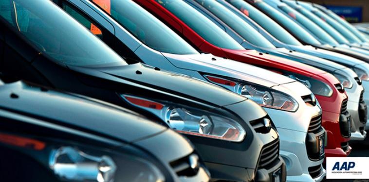 Estadísticas AAP: Venta de vehículos nuevos cae 7.3% en octubre