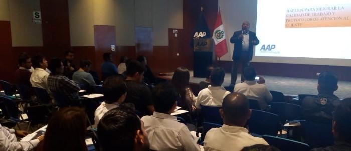 """Eduardo Padilla: """"Cuando un vendedor de autos es organizado, puede gestionar mejor los requerimientos del cliente"""""""