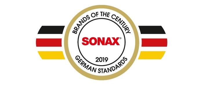 Sonax premiada como marca del siglo es representada por Autorex Peruana