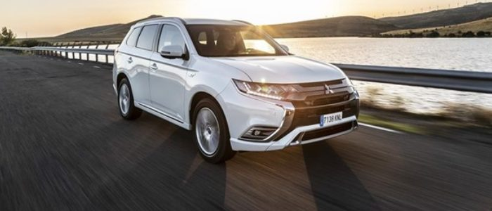 Mitsubishi Motors presenta la renovada New Outlander 2019