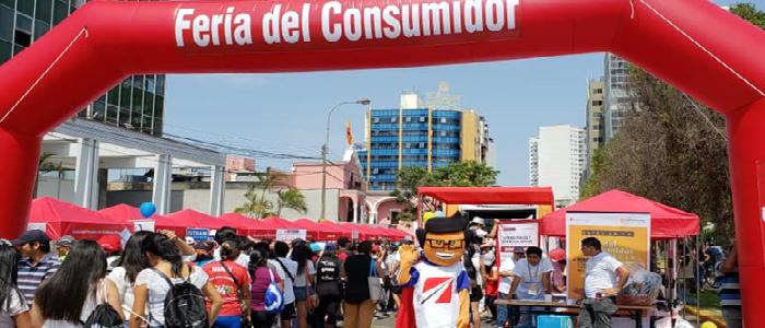 Cientos visitaron stand de DCA en Feria del Consumidor 2019