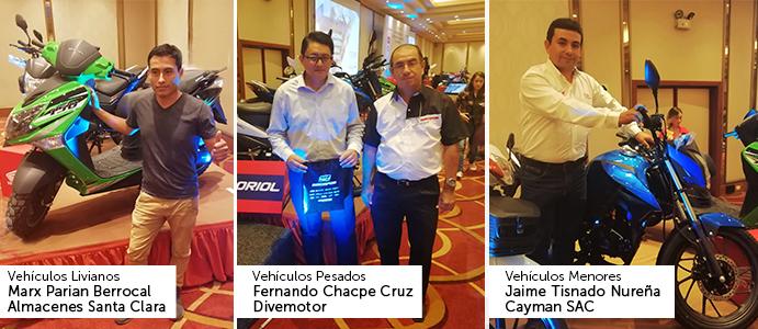 Técnicos de Almacenes Santa Clara, Cayman y Divemotor ganaron El Mejor Mecánico 2019