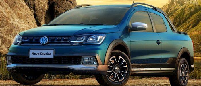 Volkswagen trae al Perú la pick up Saveiro