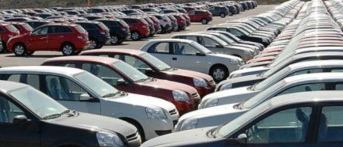 Venta de vehículos cayó 6.5% en marzo, la mayor caída del primer trimestre