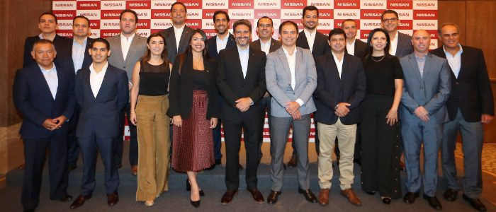 Nissan Perú presenta su red de concesionarios a nivel nacional