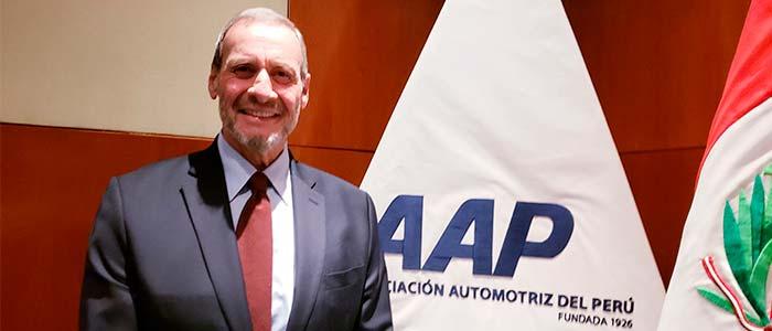 Ing. Armando Negri asume presidencia de la AAP