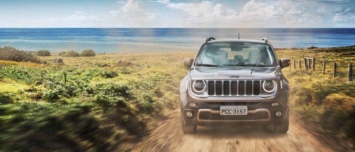 Nueva Jeep Renegade 2020 llega al Perú