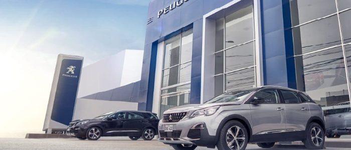 Peugeot inaugura nueva tienda en Camacho