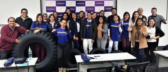 Goodyear Perú y el Centro de Capacitación de la AAP dictaron un taller de mecánica básica para mujeres