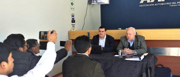 AAP: Junín lidera la venta de vehículos nuevos en la zona centro