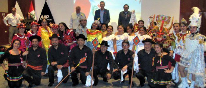 AAP celebró Fiestas Patrias con concurso interno de talento