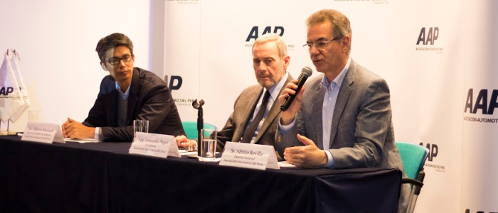 """Asociación Automotriz del Perú: """"Sin inversión no es posible el desarrollo"""""""