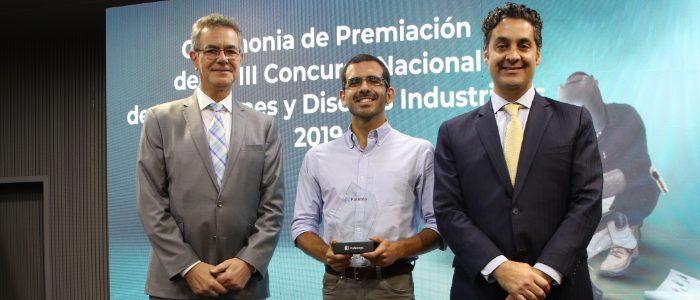 AAP participó en presentación de ganadores del Concurso de Invenciones de Indecopi