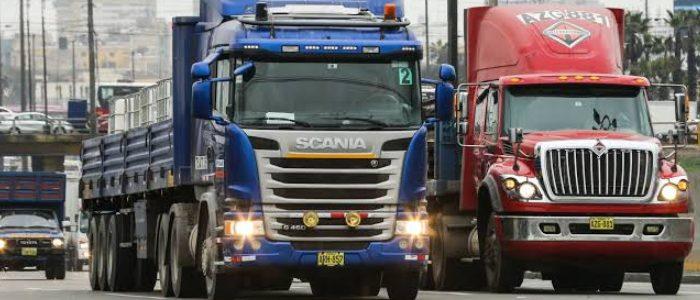 AAP: Venta de camiones aumentó 7.1% en setiembre
