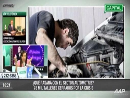 Radio Capital: Talleres mecánicos deben operar en la cuarentena, señala Adrián Revilla
