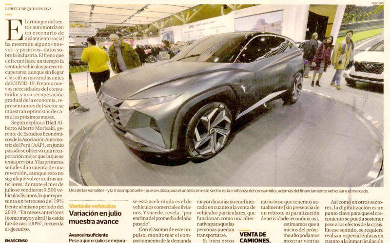 Asoma una recuperación: el sector automotor acelera sus ventas
