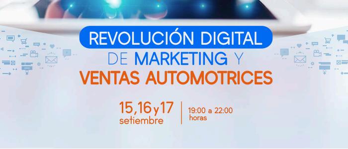 AAP organiza Congreso online de Marketing y Ventas Automotrices del 15 al 17 de setiembre
