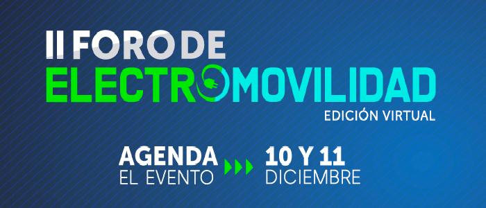 AAP organizará el II Foro de Electromovilidad edición virtual este 10 y 11 de diciembre